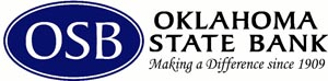 We are proud of our website sponsor - Oklahoma State Bank - Guthrie, Coyle, Edmond Waterloo, Mulhall - Thank you!